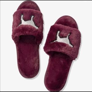 Vs Pink slippers